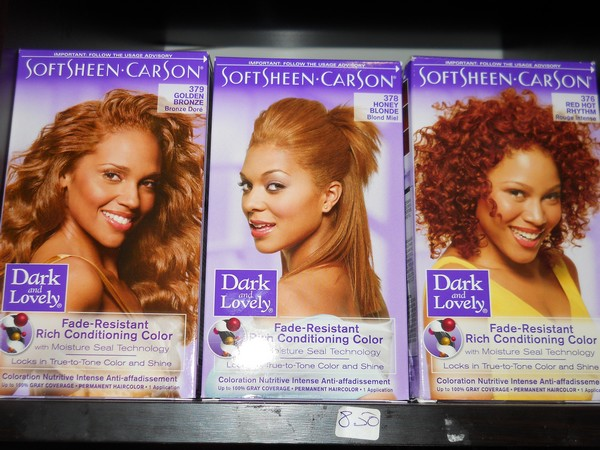 Fade-Resistant Conditioning Color von Dark and Lovely
